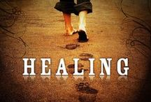 Healing / Basically, life and recovering from that. Taking pain and turning that into advocacy and healing. Believe in your beautiful self.