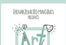 ArtBox in Your InBox / A monthly, digital resource featuring a devotional-lesson and creative activities like fun art projects, Scripture memory verses, service projects, recipes, Christian music playlists and more. ArtBox gives girls the opportunity to put away their social media and deepen their relationship with Jesus in a fun and creative way. This is the perfect addition to small group gatherings and would make a meaningful gift for girls!