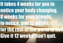 FITspiration / things to help motivate & inspire me to embrace a healthy, fit lifestyle! / by Sarah Michelle