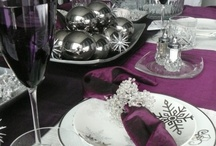 pretty tablescapes  / by Sarah Michelle