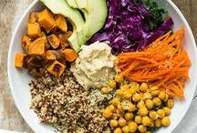 Healthy Eats / Plant Strong-Vegan food to feed your mind, body, & tastebuds / by Karyn Cope