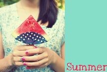 Sweet Summertime / Ahh summer days. Warm nights. And plenty of refreshing Diet Pepsi! Make this summer one to remember!