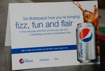 BlogHer fun, fizz & flair / Diet Pepsi was ready to refresh our lovely fans at BlogHer! We helped to spread the #fizz at Getting Gorgeous and Women Innovate Mobile with special awards, giveaways, prizes, fun and flair!