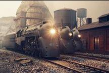 Art Deco Railway / by Josiah Robinson