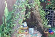 Outdoor Play and Learning / by Anna @ The Imagination Tree
