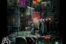 Cyberpunk / by Josiah Robinson