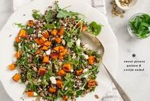 Salads / Healthy and fresh #salads for every season