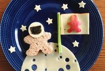 Space / Zoom into the galaxy to find all sorts of fun learning activities, crafts and food for kids with a SPACE theme!