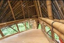 Furniture and BAMBOO Arch