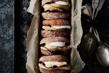 Doughnuts and fudge