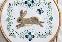 embroidery / by Jessi Crum