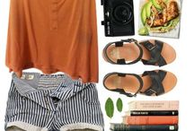 Clothes I like to Wear / Clothes, shoes, and accessories  / by Ivy Bier