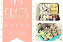 CRAFT IDEAS / Misc. craft ideas and projects. / by Michelle Ryan