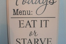 To do in the Kitchen I never use! / by Jennifer Earp
