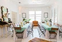 Baby Shower / Throwing a baby shower? Check out these cute inspirations from real life parties!