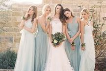 Bridesmaid Dresses / Bridesmaid dresses in every shape, style, and color! / by Inspired by This Blog