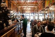 World's best cafés / Seeking the world's best cafés...