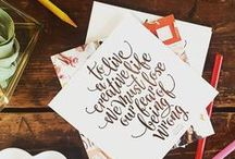 words to live by // articles I love / Inspirational quotes and articles that we love!