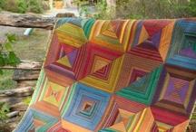 Quilts-Stripe Design