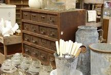 flea market / Antiques and collectable / by Diana Lentz