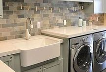 Laundry room / by Diana Lentz