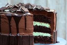 Food- Cake Layers / by Margie Pursel