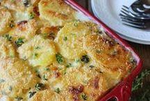 Food- Potato Dishes