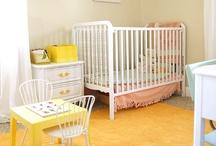Where little babes sleep :)