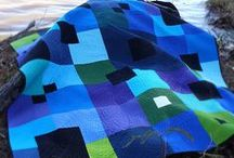 Quilts-Modern / by Helen Ernst