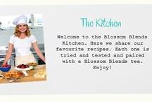 The Blossom Blends Kitchen
