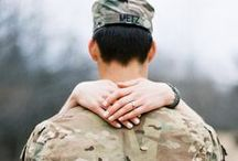Military Wedding / Some of our favorite weddings are military weddings! Patriotic, camouflage, and uniforms galore!