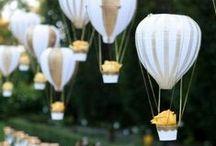 Yellow Wedding / Decor inspiration for your yellow wedding!