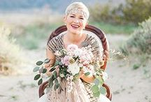 Vintage Wedding / Love flea markets and thrift shops? Then you will love these vintage wedding ideas!
