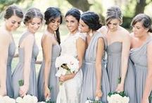 Grey Wedding / Grey is anything but gloomy with these gorgeous wedding inspirations!
