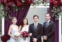 Purple Wedding / Purple wedding ideas