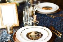Navy Wedding / Navy wedding ideas for everything from your bridesmaid dresses to your table decor!