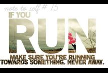 always a runner  / everything & anything about running.  / by Sara Holland
