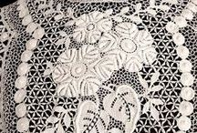Style- Fabric-Lace-Crochet / I Love that I have a Romantic Side that loves Lace, Ruffles, and Flowers.