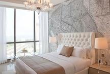 Bedrooms / by Alicia Esterhuizen