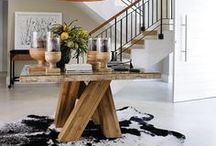 Hallway & entrance Ideas / by Alicia Esterhuizen