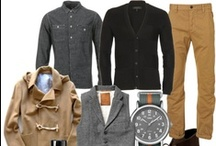 Big & Tall - Dressing for Shape (Gents) / by Mary Kurth