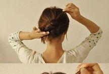 DIY coiffures / by Caroline Alix