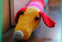 DACHSHUNDS / Everyone loves a dachshund! / by Abby Glassenberg
