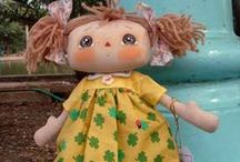 RAGGEDY ANN / Is this classic doll charming? You tell me.  / by Abby Glassenberg