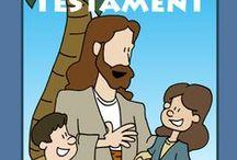 Bible Class ~ N.T. / by Jenny Davis