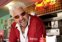 Diners Drive-In's and Dives / Enjoy and pin away, there are no limits!!! / by Joy Colleen Tilton
