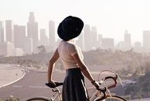 Bike Street Style / by Imelda Vergara
