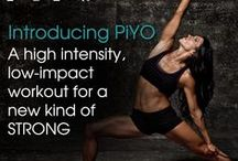 PiYo / PIYO is a fitness routine that takes the best moves of Pilates and yoga and wraps it in some crazy Cardio for a Very effective workout! http://bit.ly/piyowithcharl  PiYo releases on June 23 & is ONLY available through Beachbody coaches (That's Me! =)   Contact me to get on the waitlist! Bit.ly/charleefitness  / by Charl Lee-Pearce