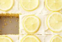 Desserts - citron / by Caroline Alix