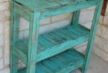 Repurposing Pallets
